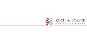 Rechtsanwaltskanzlei Koch & Börsch